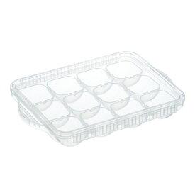 小分けトレー 深型 離乳食冷凍小分けトレー ベビー 日本製 ( 電子レンジ対応 食洗機対応 離乳食 冷凍 ベビーフード 保存容器 手作り離乳食 )