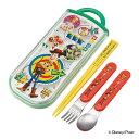 トリオセット 箸 フォーク スプーン トイ・ストーリー4 スライド式 子供 キャラクター ( 食洗機対応 子供用お箸 カト…