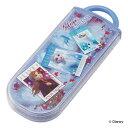 トリオセット スプーン フォーク 箸 スライド式 アナと雪の女王 カトラリー 子供 ( 幼稚園 保育園 食洗機対応 アナ雪…