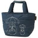 ランチバッグ ソフトランチバッグ となりのトトロ 洗えるインナーバッグ付 2重タイプ ( トートバッグ 保冷バッグ…