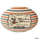 プレート ミッキーマウス 薄肉食器 メラミン製 キャラクター ( メラミンプレート お皿 食器 子供用食器 キッズ用食器 薄肉タイプ )