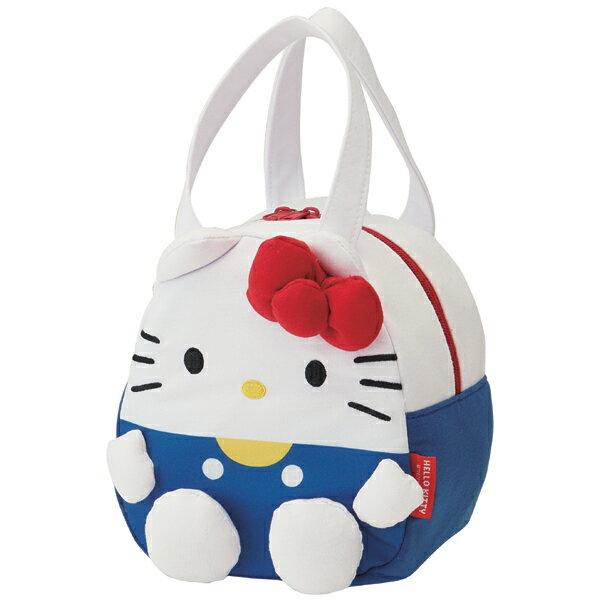 ダイカットバッグ ハローキティ スエット素材 キャラクター ( 子供用カバン スウェット素材 ダイカット かばん 鞄 カバン 子ども用 子供用 キティ KITTY サンリオ )
