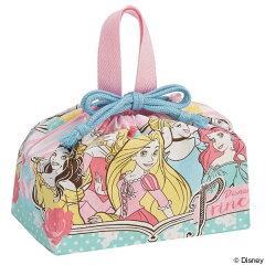 お弁当袋ランチ巾着ディズニープリンセス子供用キャラクター
