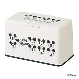 マスク ケース ミッキーマウス マスクケース ディズニー マスクストッカー ( ストッカー 衛生用品 収納 ホルダー ミッキー Disney 使い捨てマスク 箱 マスク入れ マスクディスペンサー 玄関 リビング キャラクター 容器 )