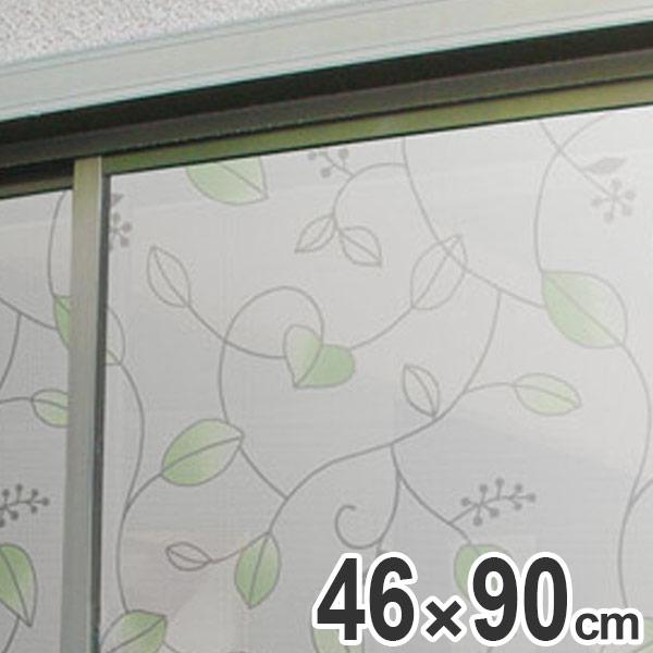 遮熱・断熱窓飾り 両面柄付 GCV-4670 46cm×90cm ( 遮熱シート 遮熱フィルム 遮光 窓 マド エコ 節電 )