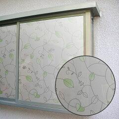 遮熱・断熱窓飾り両面柄付GCV-467046cm×90cm