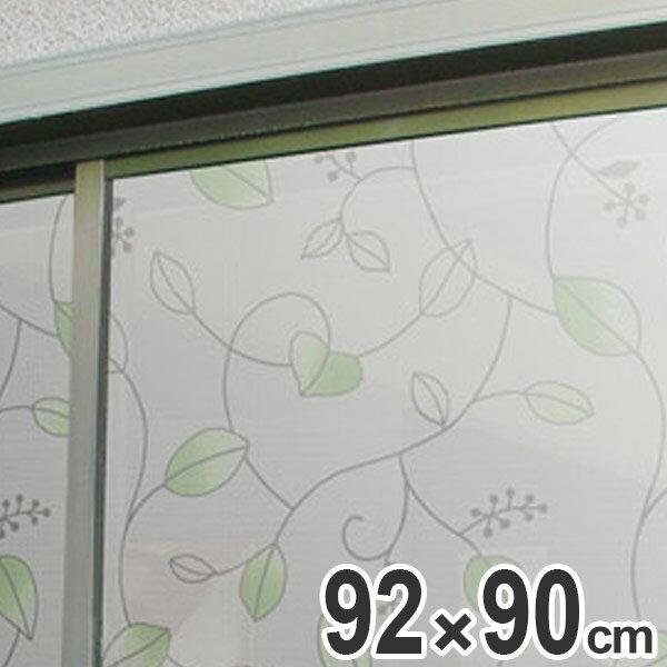 遮熱・断熱窓飾り 両面柄付 GCV-9270 92cm×90cm ( 遮熱シート 遮熱フィルム 遮光 窓 マド エコ 節電 )
