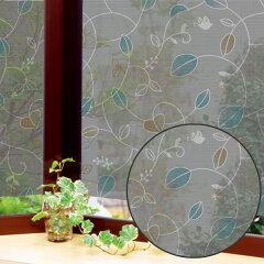 遮熱・断熱窓飾り両面柄付GCV-927092cm×90cm