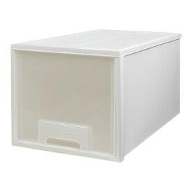 収納ケース 深型 押入れ収納 FT 引き出し プラスチック ( 収納ボックス 収納 衣装ケース クローゼット収納 衣類ケース 押入れ クローゼット スタッキング 積み重ね 深い 奥行 60 幅 36 cm プラスチック製 日本製 )