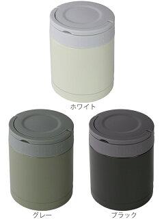 スープジャーENJOYフードポットハンドル付き350ml