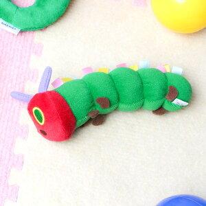 ガラガラ はらぺこあおむし ラトル おもちゃ 玩具 赤ちゃん キャラクター ( にぎにぎ がらがら 鈴入り ベビーラトル ファーストトイ ベビー用品 ベビーおもちゃ 0歳 3ヵ月 6ヵ月 出産祝い ギ