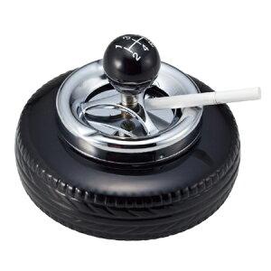 灰皿 アッシュトレイ タイヤ ( タイヤ灰皿 卓上灰皿 アッシュトレー おもしろ雑貨 )