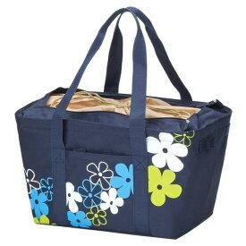 レジカゴバッグ プチフルールNV クールショッピングバッグ 26L 2WAY ( エコバッグ 買い物バッグ 保冷バッグ レジかごバッグ ショッピングバッグ 保冷ショッピングバック トートバッグ 買い物袋 レジバッグ エコロジーバッグ )