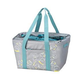 レジカゴバッグ ドッグス クールショッピングバッグ 26L 2WAY ( エコバッグ 買い物バッグ 保冷バッグ レジかごバッグ ショッピングバッグ 保冷ショッピングバック トートバッグ 買い物袋 レジバッグ エコロジーバッグ )