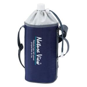 ボトルホルダー 保冷 ペットボトル 1.5L 2L 兼用 ( ペットボトルホルダー ペットボトルカバー 保温 ボトルカバー ボトルケース ショルダーベルト付き ボトル ホルダー )