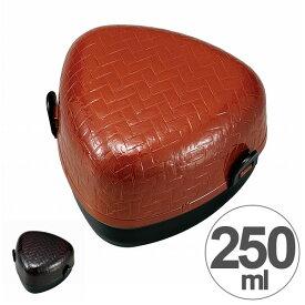 お弁当箱 HAKOYA あじろおにぎりBOX 250ml ( 和風 和柄 ランチボックス 網代模様 おにぎりケース おむすびケース 弁当箱 シール蓋付き 日本製 )