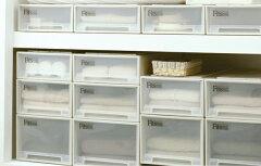 収納ケースFitsフィッツフィッツケースロング引き出しプラスチック