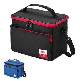 クーラーバッグ サーモス(thermos) ソフトクーラー REF-005 約5L ( 保冷バッグ クーラーボックス 冷蔵ボックス 折りたたみ コンパクト収納 小型 お弁当袋 ランチバッグ )