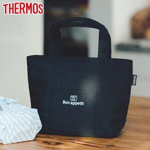 ランチバッグ サーモス thermos 保冷ランチバッグ RDU-0023 2L トートバッグ ( 保冷バッグ 保冷 弁当袋 バッグ 保冷ケース 手洗いOK メッシュポケット付き トート型 クーラーバッグ 手提げ 洗える