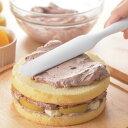 シリコンスパチュラ ゴムヘラ パレットナイフ ( シリコン製 製菓グッズ 製パン デコレーション 調理道具 ジャムヘ…