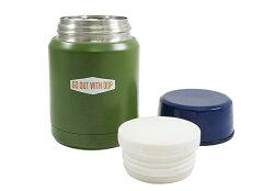 保温弁当箱スープジャースープポット350mlアウトドアプロダクツ