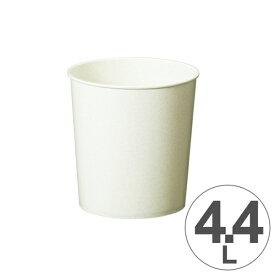 ゴミ箱 ダストボックス トス 4.4L ( ごみ箱 リビング くず入れ トラッシュ ペール シンプル トラッシュカン トラッシュボックス )