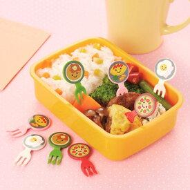 ピック フォークピック フライパンDEクッキング 8本入り ( お弁当グッズ キャラ弁 子供用 お弁当ピック お弁当用 ピックス デコ弁 )