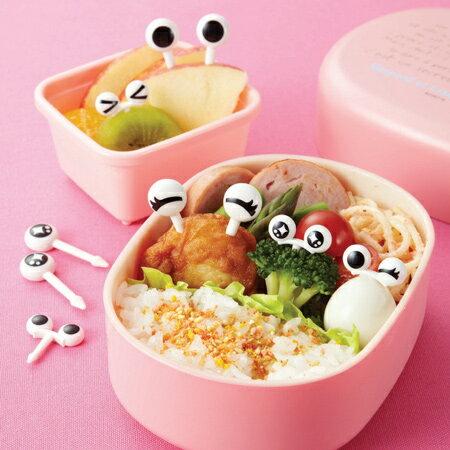 ピック 目玉ピック 10本入 お弁当グッズ ( キャラ弁 お弁当ピック ピックス 子供用 )