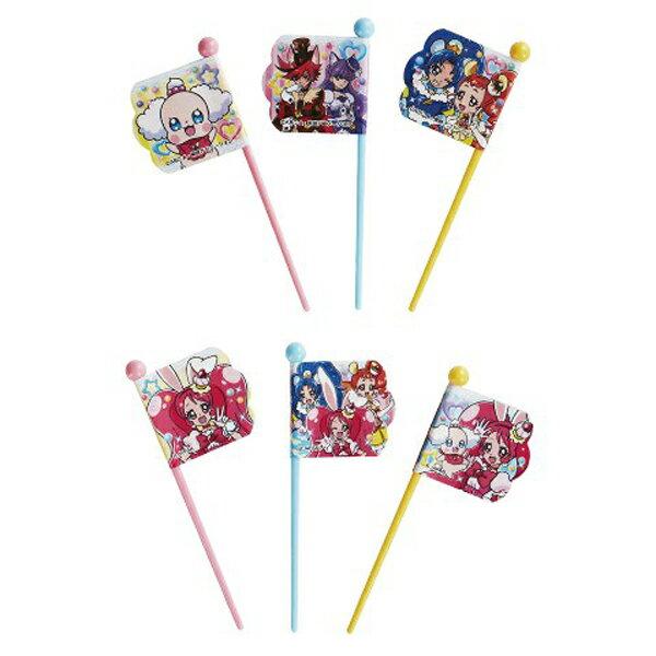 ピック キラキラ☆プリキュアアラモード! キャラクター キャラ弁 ( ピックス お弁当グッズ 子供用 デコ弁 プリキュア )