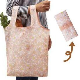 エコバッグ ショッピングバッグ アニマルガーデン 折りたたみ コンパクト収納 ( トートバッグ 買い物バッグ 買い物袋 レジバッグ コンビニバッグ バッグ 手提げ袋 エコロジーバッグ )