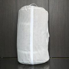 布団収納袋円筒型敷き布団収納ケースクローゼット収納