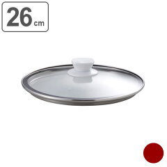 VitaCraftビタクラフト鍋用ガラス蓋26cmMOCOMICHI