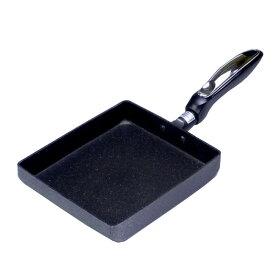 卵焼きパン ダイヤモンドコート 15×18cm IH対応( フライパン 玉子焼き )