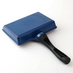フライパンIH対応仕切り付きツインパンひるもぐフッ素樹脂加工