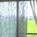 夏の日差しシャットカーテン 掃き出し窓用 室内用 日よけカーテン 2枚入 ( 日除け 窓ガラス 目隠し 遮熱 遮光 日…