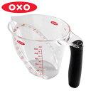 OXO オクソー アングルドメジャーカップ 中 500ml ( メジャーカップ 計量カップ キッチンツール 計量器具 キッチ…