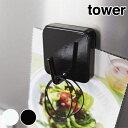 マグネットフック タワー tower 磁石 キッチンフック ( フック 小物掛け 吊り下げ 冷蔵庫 小物フック キッチン収…