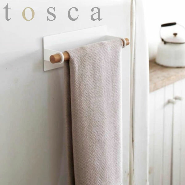 Kitchen Towel Towel Hanger Magnet Tosca Tosca Wood (the Storage Magnet  Kitchen Towel Rails Towel Ring Kitchen Towel Holder Towel Hanger Magnet  Kitchen ...