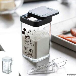 スパイスボトル 小麦粉&スパイスボトル ミッキーマウス...