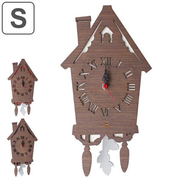 振り子時計 ヤマト工芸 yamato hatoclock neo S ( 送料無料 鳩時計 掛け時計 壁掛け時計 ハト はと おしゃれ 木製 日本製 振子 インテリア時計 )