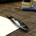 磨き屋シンジケート ペーパーナイフ ステンレス製 日本製 ( レターオープナー 手紙 ペーパーカッター レター オープ…