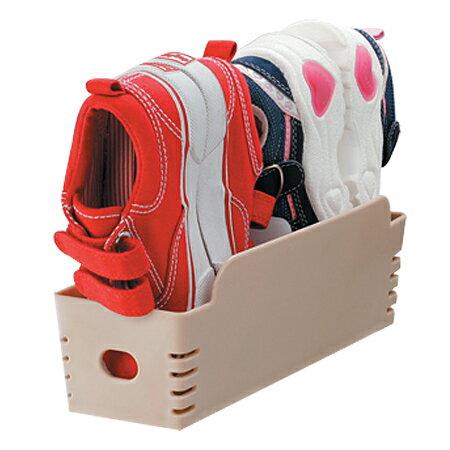 くつホルダー(ちびホルダー) 子供用( 靴 収納 靴ホルダー 靴箱 下駄箱 くつ クツ シューズラック シューズキーパー 整理 )