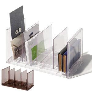 ブックスタンド 卓上収納 MX-23 A4 サイズ ファイルソーター ワイド スライド式 日本製 ( 本立て 仕切り ブックエンド ファイルスタンド ファイルラック 書類 整理 収納用品 整理整頓 デスク