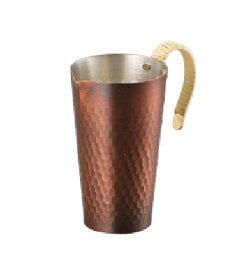 アサヒ 食楽工房 純銅 酒タンポ チロリ 330ml CNE41 日本製 メイド・イン・ツバメ お燗