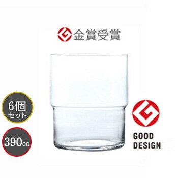 【東洋佐々木ガラス】【6個セット】タンブラー フィーノ HS強化グラス B-21126CS プロユース 業務用 家庭用 バーアイテム 薄作り