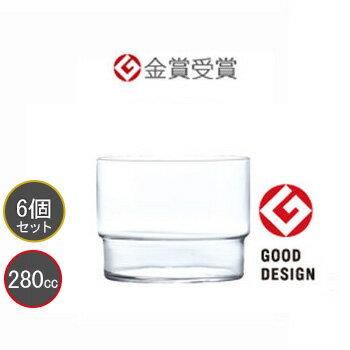 【東洋佐々木ガラス】【6個セット】アミューズカップ タンブラー フィーノ HS強化グラス B-21128CS プロユース 業務用 家庭用 バーアイテム 薄作り