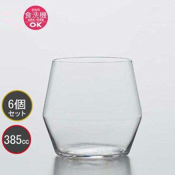 【東洋佐々木ガラス】【6個セット】タンブラー フィーノ HS強化グラス B-21124CS プロユース 業務用 家庭用 バーアイテム 薄作り