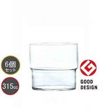 東洋佐々木ガラス 6個セット タンブラー フィーノ HS強化グラス B-21127CS プロユース 業務用 家庭用 バーアイテム 薄作り