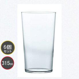 東洋佐々木ガラス 6個セット 薄氷 タンブラーグラス HS強化グラス B-21110CS 薄作り プロユース 業務用 家庭用 コップ 家飲み ウィスキーグラス バーアイテム