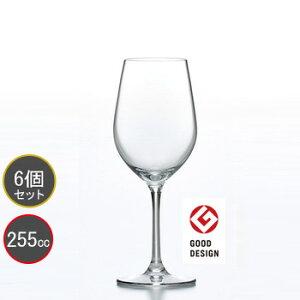 東洋佐々木ガラス 6個セット DIAMANT (ディアマン) ワイングラス RN-11237CS ファインクリスタル・イオンストロング プロユース 業務用 家庭用 バーアイテム